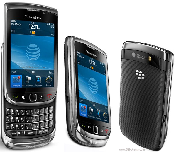 Gambar Blackberry Torch