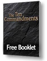 Brinde Grátis Livro 'Os 10 mandamentos'