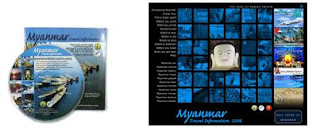 Brinde Grátis CD ROM Myanmar Travel