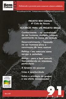 Brinde Grátis Revista Bem Comum