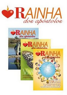 Brinde Grátis Revista Rainha dos Apóstolos