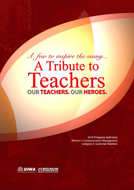 tribute to a teacher essay