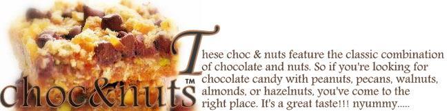 Nyummy Chocolate and Nuts