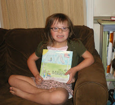 Chloe was fitted for glasses on 09/28/10!