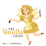 "Soy una Daring Baker ""The Vanilla Fairy"""