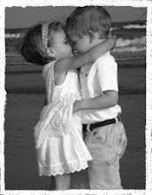 Que no daria por besarlo, por abrazarlo una vez mas.