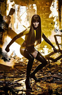 Silk Spectre Picture