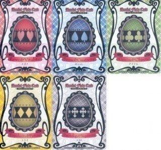Amu's Shugo Chara Eggs