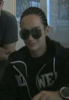 PICS; Tokio hotel Screenshots from the London message video!
