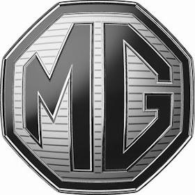MG TF LE500 Badge Set