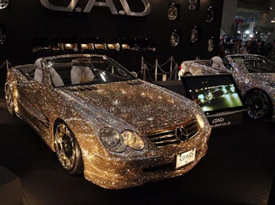 million dollar car