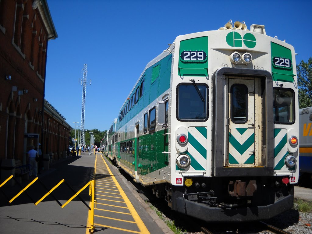 Points to Ponder :-:: GO Transit is expanding train service to ...