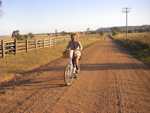 One of many roads to cycling freedom