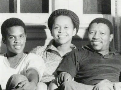 still from the documentary Twelve Disciples of Nelson Mandela