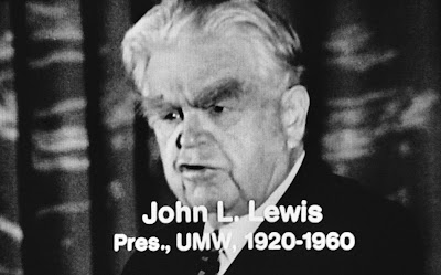 John Lewis United Mine Workers