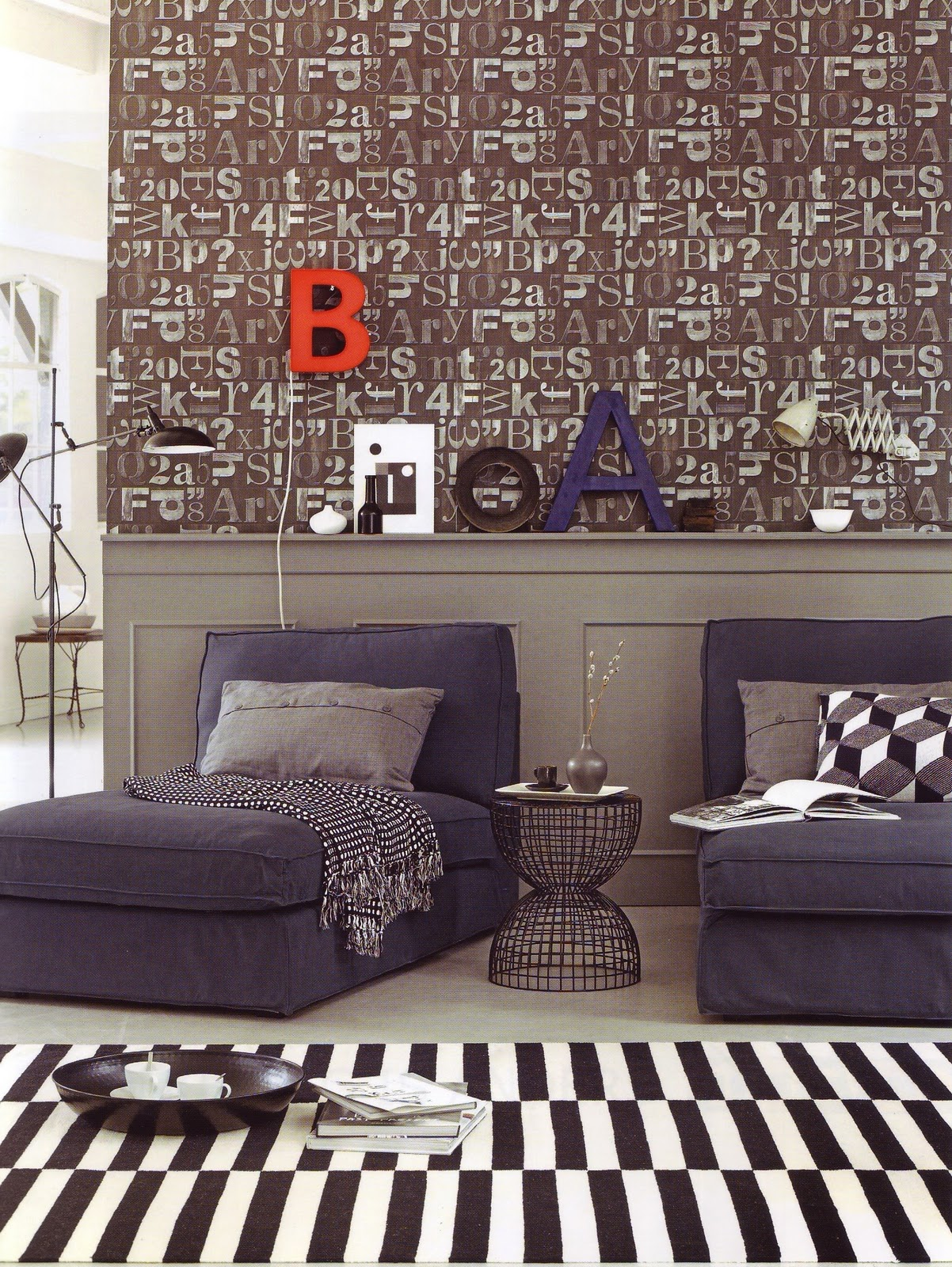rosa 39 s inspiration cool styling with a twist of ikea part 2. Black Bedroom Furniture Sets. Home Design Ideas