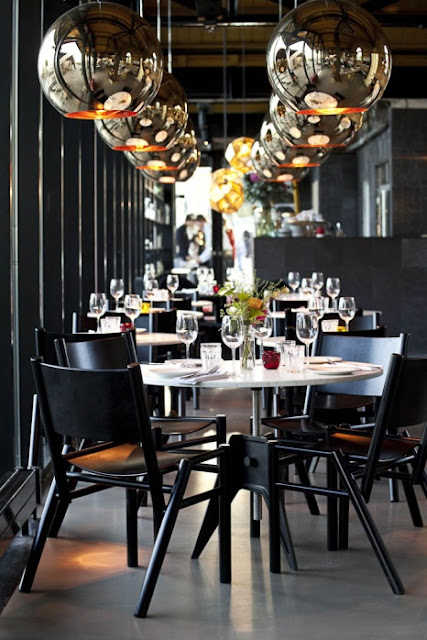 rosa 39 s inspiration dock restaurant london. Black Bedroom Furniture Sets. Home Design Ideas
