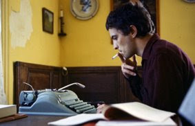 Jean Patrick Manchette machine à écrire