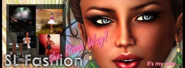 SL Fashion - the Rissa Way!
