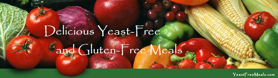 Your Source for Delicious Yeast-Free & Gluten-Free Recipes