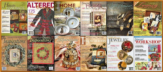 Publications Featuring My Artwork