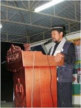 Perkongsian Isu Palestin Dengan Penduduk Kg Ptg Palas Benut