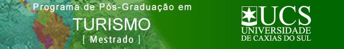 PPGTURH Universidade de Caxias do Sul