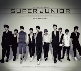 Super Junior 4th Album