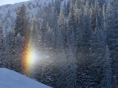 SNOTEL - Sacagawea Peak