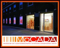 Go someplace new!  Explore Arts of the African Diaspora in Downtown Brooklyn (near BAM)