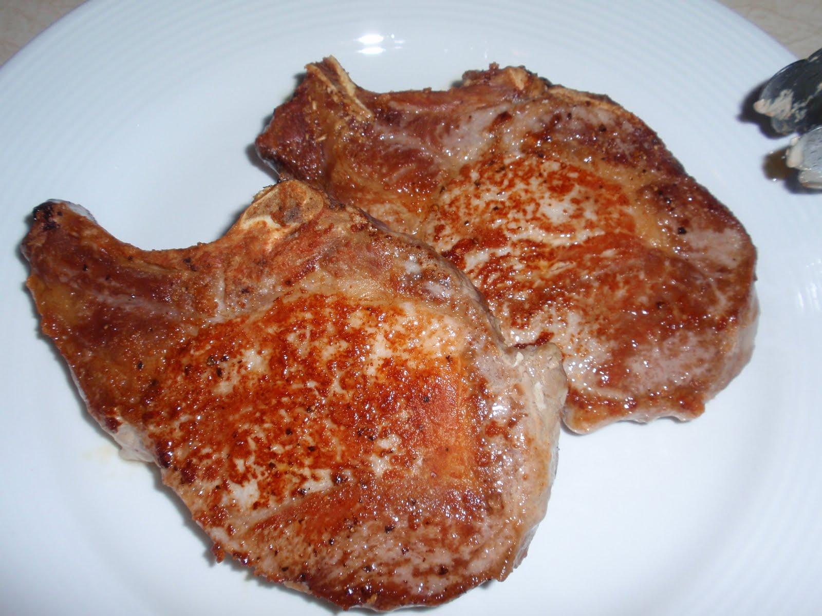 Double-Fennel Pork Chops Recipes — Dishmaps