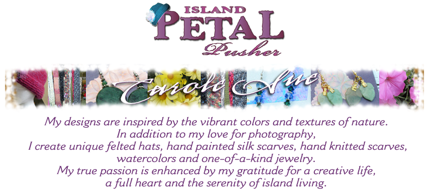 Island Petal Pusher