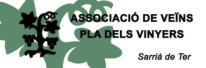 ASSOCIACIÓ DE VEÏNS PLA DELS VINYERS