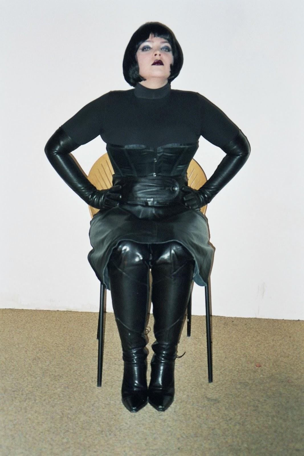 Latex Pvc Leather 75