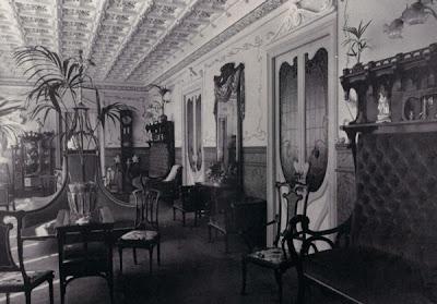 Wunderkammer salamanca 1905 casa lis 2 for Villas 400 salamanca