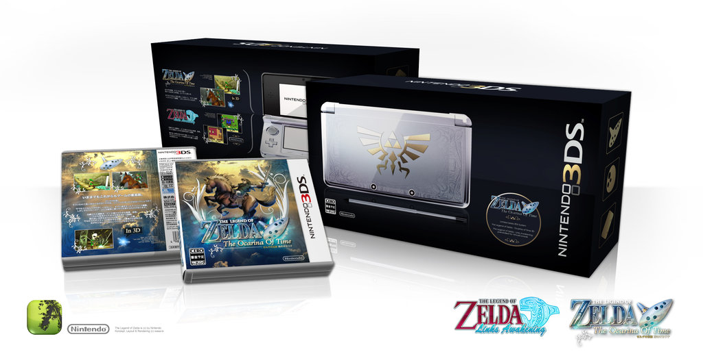 Nintendo 3DS New Zelda