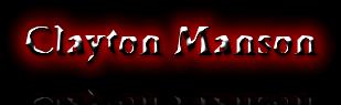 Clayton Manson