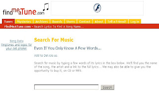 Computrix.in: Find Song Name without knowing the Lyrics