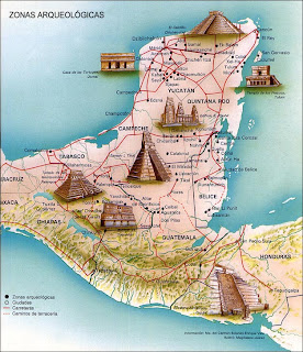 mapa+maya
