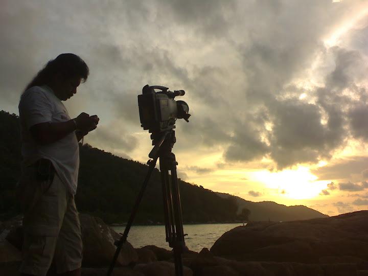 sunset vat Batu Feringgi - DOCO RTM