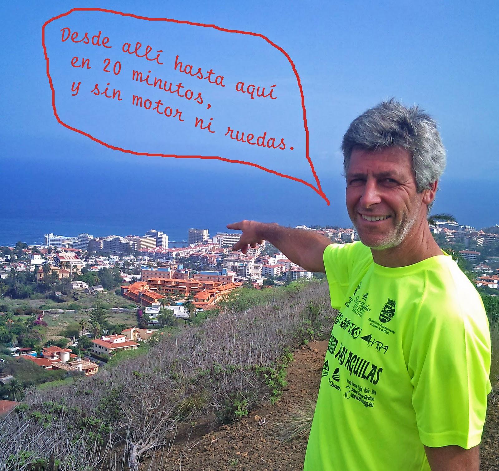 Blog de un vigorexico carrera subida a las aguilas for El jo motor inn