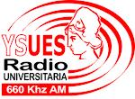 Sintoniza YSUES Radio Universitaria desde El Salvador en banda libre y online para el mundo