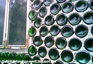 Bottle Wall Houses