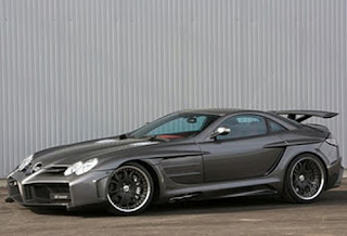 The FAB-Design Mercedes Mclaren