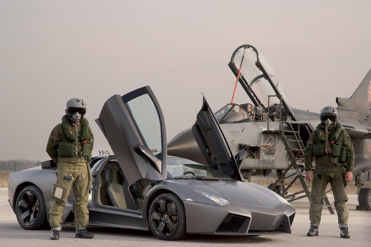 Lamborghini Reventon Images