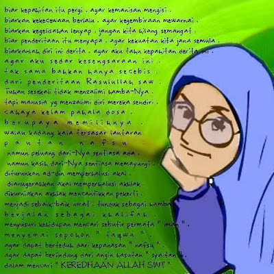 wallpaper kartun islamik. wallpaper kartun comel.