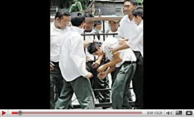 video pelajar dipukul@SMK Oya Sarawak