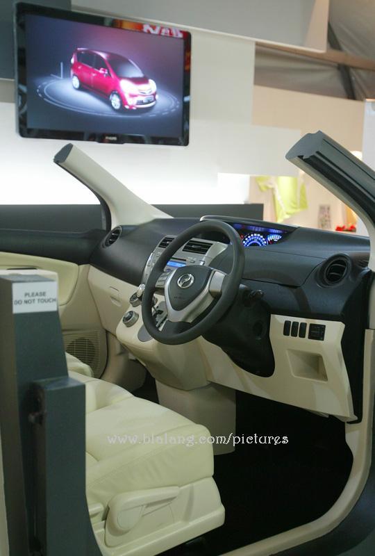 Perodua MPV Terbaru Perodua