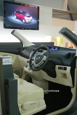 Perodua MPV @ hot pictures