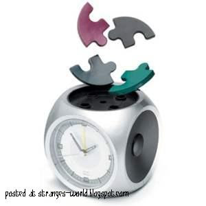 Most Annoying Alarm Clocks @ strange world